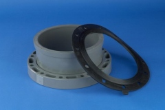 Pressure-Stub-Flange-and-Backing-Ring