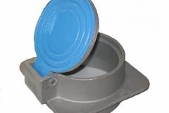 Aluminium-Toby-Box