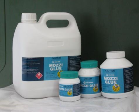 Mozzie Glue, premium solvent cement
